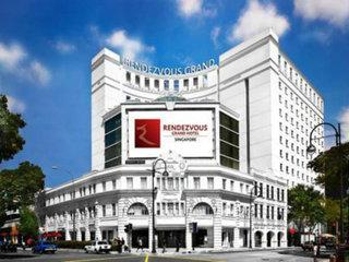 Pauschalreise Hotel Singapur, Singapur, Rendezvous Hotel Singapore in Singapur  ab Flughafen Bremen