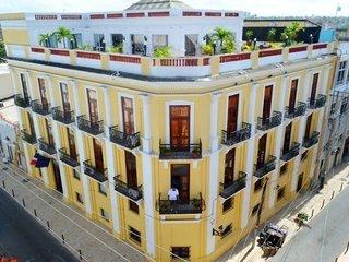 Pauschalreise Hotel  Antiguo Europa in Santo Domingo  ab Flughafen Frankfurt Airport