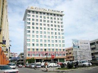 Pauschalreise Hotel Malaysia, Malaysia - Sabah, Cititel Express Kota Kinabalu in Kota Kinabalu  ab Flughafen