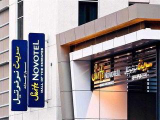 Pauschalreise Hotel Vereinigte Arabische Emirate, Dubai, Novotel Suites Dubai Mall of the Emirates in Dubai  ab Flughafen Berlin-Tegel