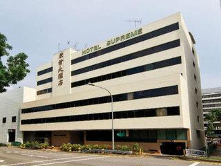 Pauschalreise Hotel Singapur, Singapur, Hotel Supreme in Singapur  ab Flughafen Bremen