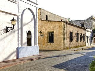Nur Hotel  Südküste (Santo Domingo),  Casas del XVI in Santo Domingo