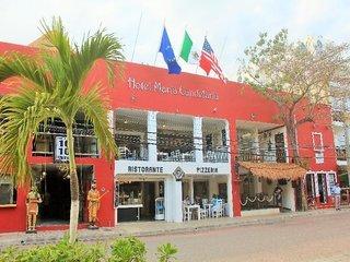 Pauschalreise Hotel Mexiko, Riviera Maya & Insel Cozumel, Hotel Maria Candelaria in Playa del Carmen  ab Flughafen Berlin-Tegel