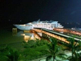 Pauschalreise Hotel Myanmar, Myanmar, Vintage Luxury Yacht Hotel in Yangon  ab Flughafen