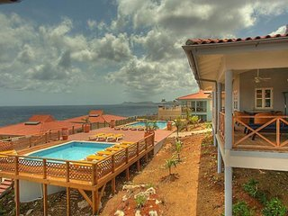 Pauschalreise Hotel Bonaire, Sint Eustatius und Saba, Bonaire, Caribbean Club Bonaire in Kralendijk  ab Flughafen