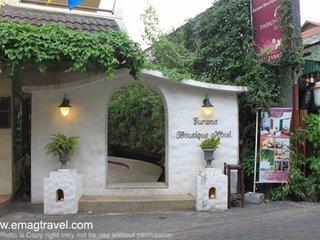 Pauschalreise Hotel Thailand, Nord-Thailand, Eurana Boutique in Chiang Mai  ab Flughafen