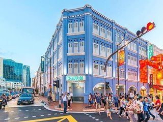 Pauschalreise Hotel Singapur, Singapur, Hotel 81 - Chinatown in Singapur  ab Flughafen Bremen