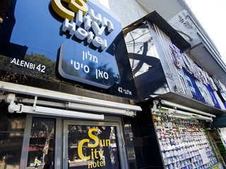 Pauschalreise Hotel Israel, Israel - Tel Aviv, Sun City Hotel in Tel Aviv  ab Flughafen Berlin