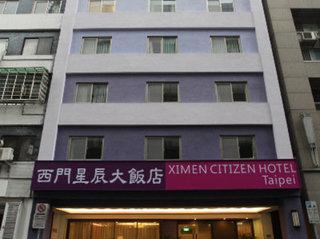 Pauschalreise Hotel Taiwan R.O.C., Taiwan, Ximen Citizen Hotel Main Building in Taipeh  ab Flughafen