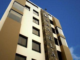 Pauschalreise Hotel Peru, Peru, San Blas in Lima  ab Flughafen Abflug Ost