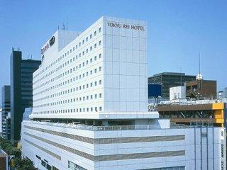 Pauschalreise Hotel Japan, Japan - weitere Angebote, Shin-Osaka Esaka Tokyu Inn in Suita  ab Flughafen Berlin-Tegel
