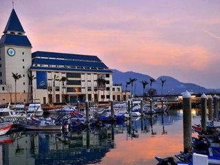 Pauschalreise Hotel Taiwan R.O.C., Taiwan, Fullon Hotel Danshuei Fisherrmens Wharf in Taipeh  ab Flughafen