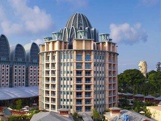Pauschalreise Hotel Singapur, Singapur, Crockfords Tower in Insel Sentosa  ab Flughafen Bremen