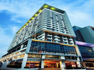 Pauschalreise Hotel Malaysia, Malaysia - weitere Angebote, The Straits Hotel & Suites managed by Topotels in Melaka  ab Flughafen Berlin-Tegel