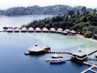 Pauschalreise Hotel Malaysia, Malaysia - Sabah, Gayana Marine Resort in Pulau Gaya  ab Flughafen