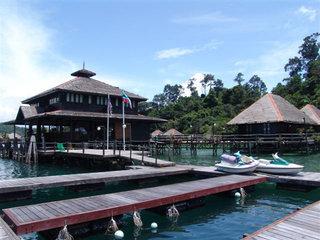Pauschalreise Hotel Malaysia, Malaysia - Sabah, Gayana Marine Resort in Pulau Gaya  ab Flughafen Berlin-Tegel