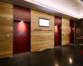 Pauschalreise Hotel Japan, Japan - Osaka, Swissôtel Nankai in Osaka  ab Flughafen Berlin-Tegel