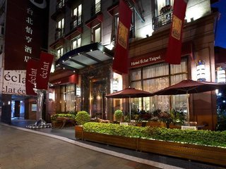 Pauschalreise Hotel Taiwan R.O.C., Taiwan, Eclat in Taipeh  ab Flughafen