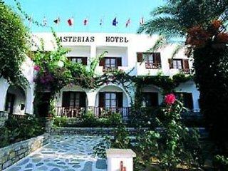 Pauschalreise Hotel Griechenland, Paros (Kykladen), Asterias Hotel in Parikia  ab Flughafen