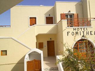 Pauschalreise Hotel Griechenland, Santorin, Fomithea Hotel in Kamari  ab Flughafen