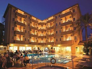 Pauschalreise Hotel Türkei, Türkische Riviera, Helios Hotel in Side  ab Flughafen Frankfurt Airport