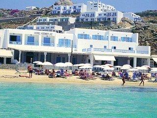 Pauschalreise Hotel Griechenland, Mykonos, Mykonos Kosmoplaz Beach Resort Hotel in Platys Gialos  ab Flughafen Düsseldorf