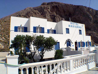 Pauschalreise Hotel Griechenland, Santorin, Marianna in Perissa  ab Flughafen