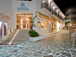 Pauschalreise Hotel Griechenland, Naxos (Kykladen), Xenia in Naxos-Stadt  ab Flughafen