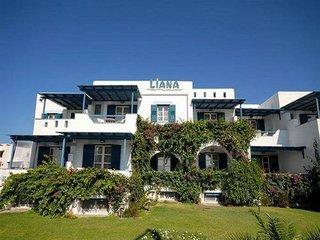 Pauschalreise Hotel Griechenland, Naxos (Kykladen), Liana Hotel in Agios Prokopios  ab Flughafen