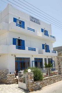 Pauschalreise Hotel Griechenland, Paros (Kykladen), Alkyon Hotel in Parikia  ab Flughafen
