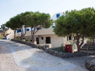 Pauschalreise Hotel Griechenland, Santorin, Caldera View Bungalows Resort in Megalochori  ab Flughafen