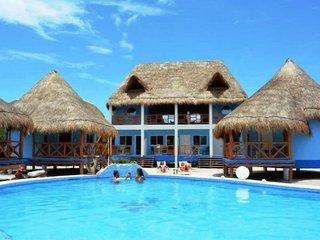Pauschalreise Hotel Mexiko, Halbinsel Yucatán, Hotel Cielito Lindo in Isla Holbox  ab Flughafen Berlin-Tegel