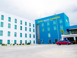 Pauschalreise Hotel Mexiko, Riviera Maya & Insel Cozumel, Magic Express in Playa del Carmen  ab Flughafen Berlin-Tegel