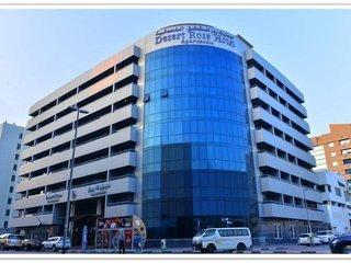 Pauschalreise Hotel Vereinigte Arabische Emirate, Dubai, Desert Rose Hotel Apartments in Dubai  ab Flughafen Berlin-Tegel