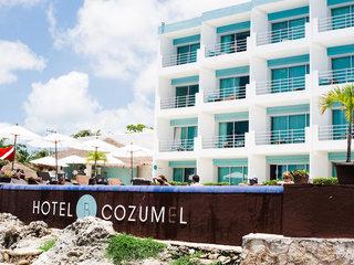 Pauschalreise Hotel Mexiko, Riviera Maya & Insel Cozumel, B Cozumel in Cozumel  ab Flughafen Berlin-Tegel