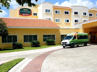 Pauschalreise Hotel Mexiko, Cancun, Courtyard Cancun Airport in Cancún  ab Flughafen Berlin-Tegel