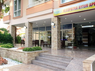 Pauschalreise Hotel Türkei, Türkische Riviera, Kleopatra Aytur Apart in Alanya  ab Flughafen Frankfurt Airport