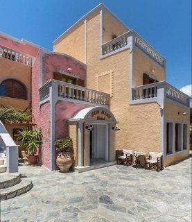 Pauschalreise Hotel Griechenland, Santorin, Hotel Sunrise in Fira  ab Flughafen