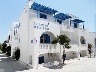 Pauschalreise Hotel Griechenland, Naxos (Kykladen), Rea Sun Studios in Naxos-Stadt  ab Flughafen
