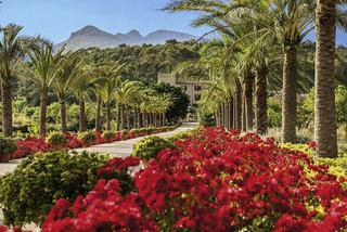 Luxus Hideaway Hotel Spanien, Mallorca, Castell Son Claret in Calvia  ab Flughafen Österreich