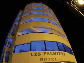 Pauschalreise Hotel Zypern, Zypern Süd (griechischer Teil), Les Palmiers Beach Hotel in Larnaca  ab Flughafen Berlin-Tegel
