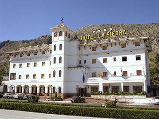 Pauschalreise Hotel Spanien, Andalusien, Hotel La Sierra in Antequera  ab Flughafen Berlin-Tegel
