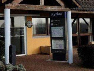 Pauschalreise Hotel Frankreich, Normandie, Kyriad Evreux - Netreville in Evreux  ab Flughafen Berlin-Schönefeld