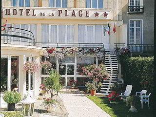 Pauschalreise Hotel Frankreich, Ärmelkanal, De la Plage in Dieppe  ab Flughafen Berlin-Schönefeld