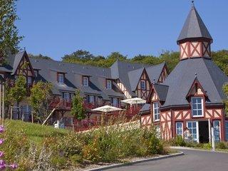 Pauschalreise Hotel Frankreich, Ärmelkanal, Premium Residenz Résidence et Spa Houlgate in Houlgate  ab Flughafen Berlin-Tegel