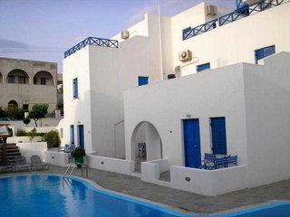 Pauschalreise Hotel Griechenland, Santorin, Nissos Thira Hotel in Fira  ab Flughafen