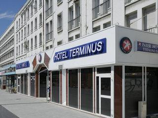 Pauschalreise Hotel Frankreich, Ärmelkanal, Qualys Hotel Oceane Le Havre in Le Havre  ab Flughafen Berlin-Schönefeld
