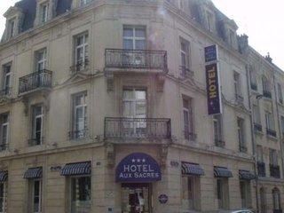 Pauschalreise Hotel Frankreich,     Champagne-Ardenne & Picardie,     Brit Hôtel Aux Sacres in Reims
