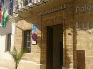 Pauschalreise Hotel Spanien, Costa de la Luz, Palacio de Luja in El Puerto de Santa Maria  ab Flughafen