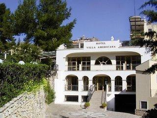 Pauschalreise Hotel Italien, Italienische Adria, Villa Americana Park Hotel in Rodi Garganico  ab Flughafen Abflug Ost
